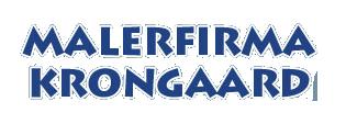 Malerfirmaet Krongaard logo